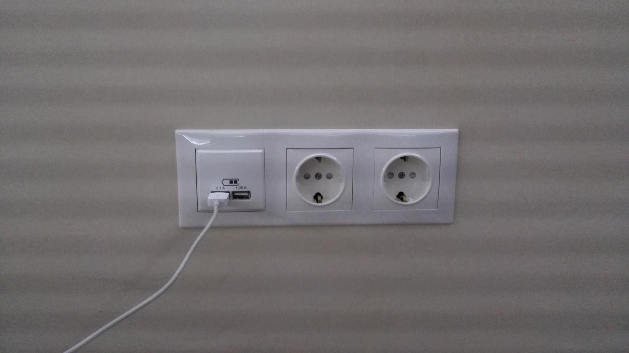 2 dugalj 1 USB töltő